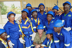 Skills Training Mozambique