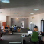 PacMoz Open Plan Office